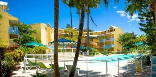 Hôtel Canella Beach – Außenbereich