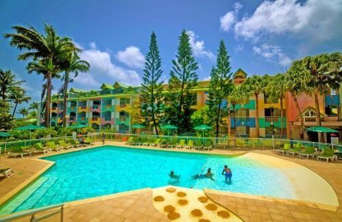 Hôtel Canella Beach – Pool