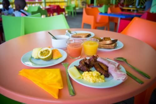Hôtel Canella Beach – Breakfast